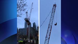 woman who had to be rescued from construction crane facing six