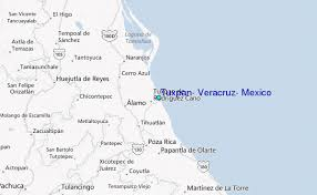 map of rothbury tuxpan veracruz mexico tide station location guide