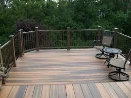 composite decking decks by design inc usa composite decking