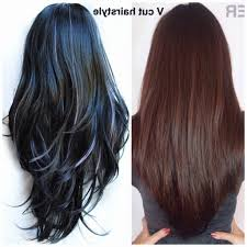 pretty v cut hairs styles 5 beautiful v hairstyle