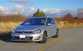 orange volkswagen gti 2016 volkswagen golf gti performance dsg road test review