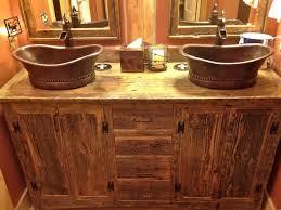 Rustic Bathroom Vanities And Sinks - best unique rustic bathroom vanitieshome design styling