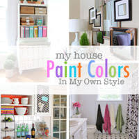 my house paint colors in my own style