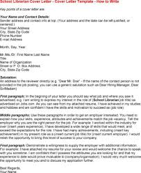 best solutions of cover letter children s librarian position on