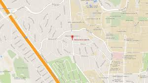 Map Of Ucla Robbery Suspect Tries To Kidnap Ucla Student Abc7 Com