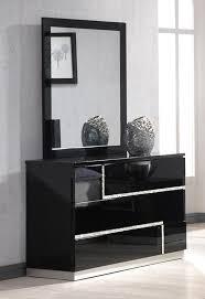 bedroom black bedroom dresser furniture set with mirror terrific black dresser with mirror j m lucca dresser and mirror in black lacquer 17685 dm