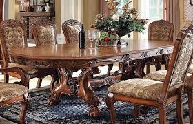 Formal Dining Table Buy Furniture Of America Cm3557t Set Medieve Formal Dining Room