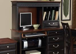 home office desk in poplar solids u0026 cherry veneers with chocolate