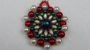 how to make a beaded pearl pendant with twin beads beading jewelry