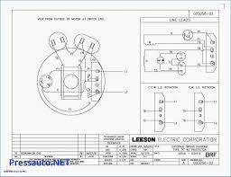 leeson single phase motor wiring diagram radiantmoons me