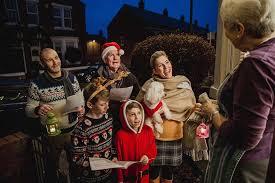 christmas carolers forsgren 6 tips for harmonious christmas caroling east idaho news