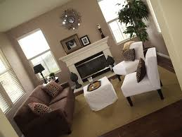 living room colors dark brown furniture interior design
