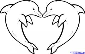 dolphin and mermaid coloring pages funycoloring