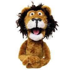 lion puppet lennox large lion puppet one way uk