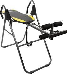 Inversion Table Review by Pure Fitness Inversion Therapy Table Review Wxfitness Com