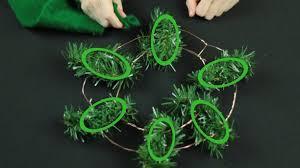 Halloween Geo Mesh Wreath 3 Ways To Make A Deco Mesh Wreath Wikihow
