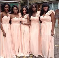 Womens Light Pink Dress Top 2014 Bridesmaid Dress Trends Wedding Digest Naijawedding
