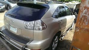 lexus rx300 for sale in nigeria reg 05 rx330 few months used 2000 lexus rx300 autos nigeria