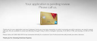 delta gold business card can you be approved for 2 american express cards in one day
