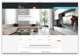 top 20 html5 real estate website templates 2017 colorlib