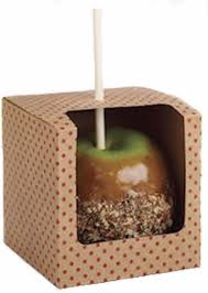 caramel apple boxes wholesale caramel apple treat boxes 3 ct from wilton 2406 new