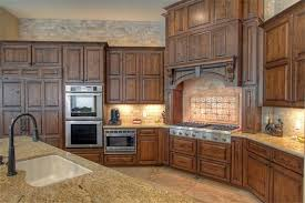 stainless steel kitchen backsplash tiles kitchen wood kitchen with brown cabinet marble backsplash