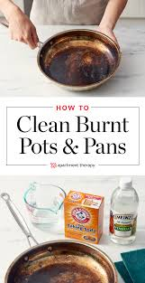 pot en fonte how to clean a burnt pot or scorched pan apartment therapy