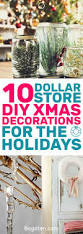 10 dollar store diy christmas decorations for your holiday home
