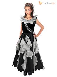 bristol novelty cc180 zombie prom queen costume grey large 134