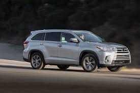 toyota awd cars 2017 toyota highlander se awd first test review