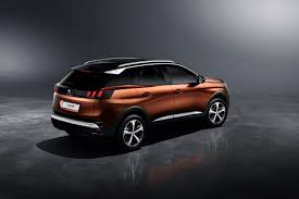 peugeot second this is the second generation peugeot 3008 built over the emp2