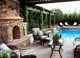 cement backyard concrete ideas design and property is no longer on