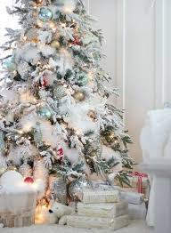 35 neutral and vintage white christmas tree ideas home design