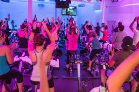 best spinning u0026 indoor cycling classes in los angeles cbs los