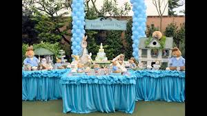 Party Decorating Ideas by Blue Party Decorating Ideas 24892 Dohile Com