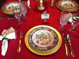 carolinajewel s table the twelve days of tablescape