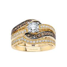 levian wedding rings le vian chocolate engagement rings ben david jewelers