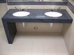 Granite Bathroom Vanity Top by Granite Bathroom Vanity Tops View Commercial Bathroom Vanity Tops