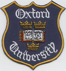University Flags Oxford University Flag Embroidered Badge Official Merchandise Ec700f