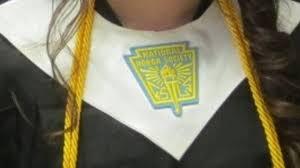 honor stoles no national honor society honors for plano senior high grads