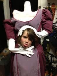 Halloween Costume Headless Man Holding Head Headless Woman Holding Head Costume 4 Steps Pictures