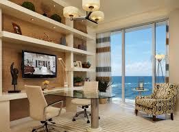 bureau a la maison design design d intérieur 12 exemples pour un bureau à la maison avec vue