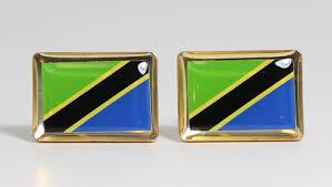 Tanzanian Flag Jewelry U0026 Watches Men U0027s Jewelry Find Loud Cufflinks Products