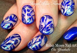 robin moses nail art april 2016
