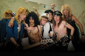 Guns And Roses - concert promoters their guns n roses war stories
