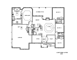 Us Homes Floor Plans by Carothers Homes Putting Quality And Value Into Central Texas