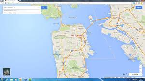 san francisco map california san francisco california map