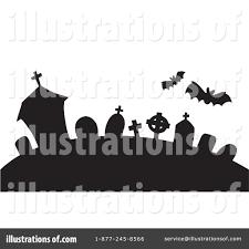 halloween graveyard clipart graveyard clipart 213174 illustration by visekart