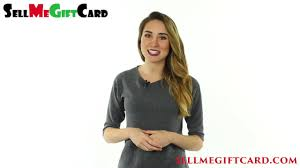 where can i sell gift cards in person sellmegiftcard the easiest way to exchange gift cards for