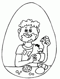 easter sunday coloring sheet u0026 coloring book